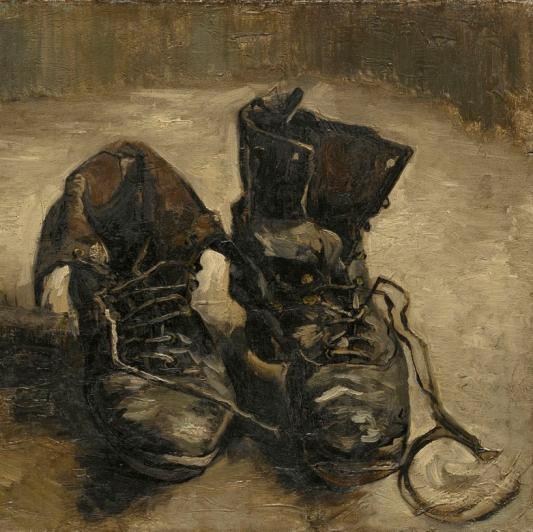 Schuhe-Van-Gogh