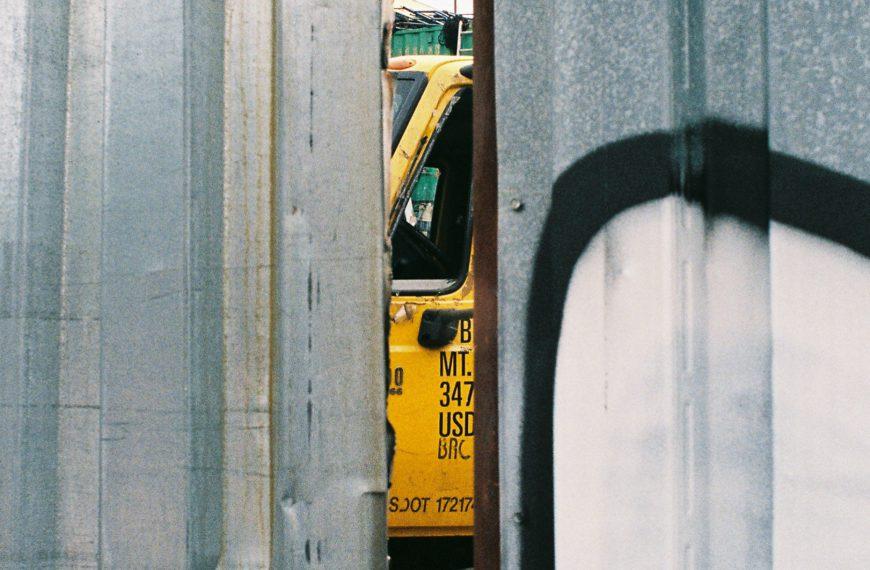 New York Close-Up – Fragments de paysage #09