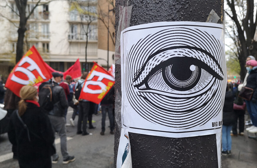 Documentaire Radio – À l'ère de la surveillance numérique